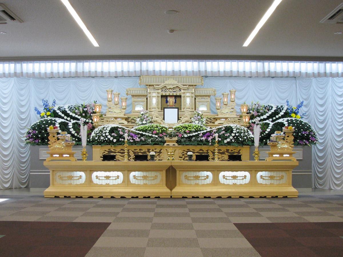 美川天祥閣 | 祭壇